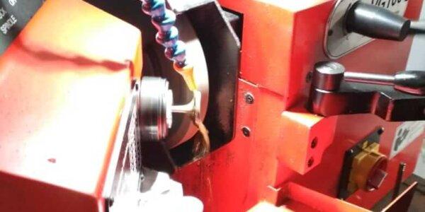 Восстановление фаски тарелки клапана ГБЦ VAG 1.4 TSI техцентр Сатон Ставрополь