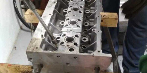 Замена направляющей клапана ГБЦ VAG 1.4 TSI техцентр Сатон Ставрополь