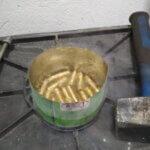 Охлаждение жидким азотом направляющей втулки клапана ГБЦ VAG 1.4 TSI техцентр Сатон Ставрополь