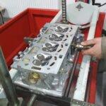 Проверка герметичности клапанов ГБЦ VAG 1.4 TSI техцентр Сатон Ставрополь