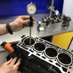 Сборка двигателя VAG 1.4 TSI техцентр Сатон Ставрополь