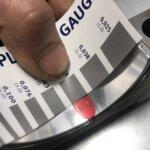 Тепловой зазор вкладыша коленвала Plastic Gauge VAG 1.4 TSI техцентр Сатон Ставрополь