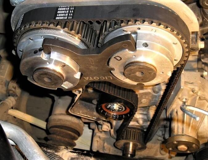 Замена ремня ГРМ Форд Фокус 2 Фокус 3 Фьюжен Фиеста 1.4 1.6 техцентр Сатон Ставрополь